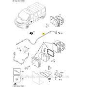 Датчик ABS на Opel Vivaro 01->06 (задний) — Opel (оригинал) - 44 00 485 фото
