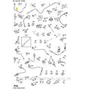 Датчик ABS на Opel Vivaro 01->06 (передний) — Opel (оригинал) - 44 18 054 фото