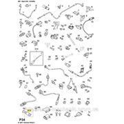 Датчик давления подачи топлива на Renault Trafic 06-> 2.5dCi (146 л. с. ) — Bosch - 0 281 002 801 фото