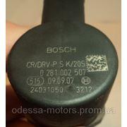 датчик давления топлива Fiat Doblo 1.3mjt 1.9mjt 0281002507 фото