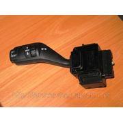 Переключатель указателей поворота с управлением БК, б/у, focus 2 фото