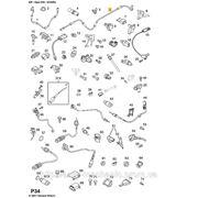Датчик ABS на Opel Vivaro 01->06 (задний) — Opel (оригинал) - 44 18 643 фото