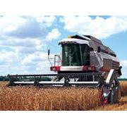 Комбайны зерноуборочные импортные фото