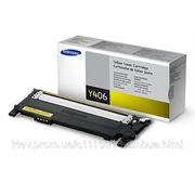 Samsung Картридж Samsung CLP-365 CLX-3305/ 3305FN yellow (CLT-Y406S) фото