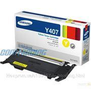 Картридж SAMSUNG CLP-320/320N/325/CLX-3185 yellow (CLT-Y407S) фото