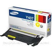 Samsung Картридж Samsung CLP-320/ 320N/ 325, CLX-3185/ 3185N/ 3185FN yellow (CLT-Y407S/SEE) фото