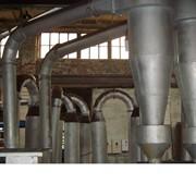Сушка для опилок 3-х контурная, производительностью до 1100 кг/час