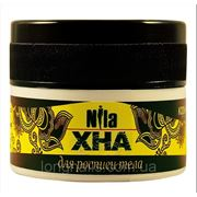 Хна для тату и росписи тела Nila, коричневая. 12 гр
