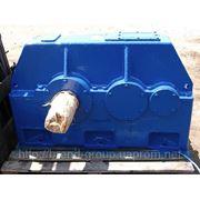 Редуктор цилиндрический двухступенчатый Ц2У-355 фото