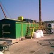 Установка для производства древесного угля МПРУ-21В фото