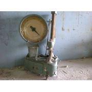 Машина для испытания пружин МИП-100-2. фото