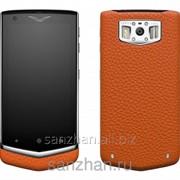 Телефон Vertu Constellation V orange 86500 фото
