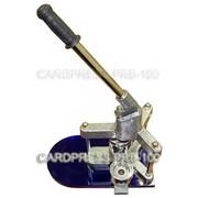 Пресс ручной для значков CARDPRESS PRB-100 фото