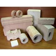 Изделия из керамовермикулита фото