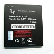 (АКБ) Fly (BL4251) IQ450 в Тех.уп фото