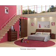 Мебель для спальни Палисандр / Фасад классика фото