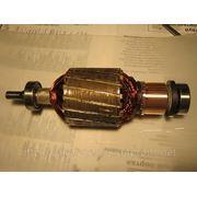 Ремонт якоря двигателя стиральной машины Bosch. фото