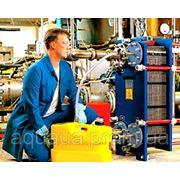 Промывка пластинчатых теплообменников: фото
