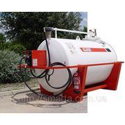 МИНИ АЗС - решение для заправки, хранения, учета дизельного топлива, бензина 5000 литров фото