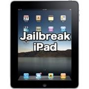 Jailbreak iPad фото