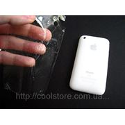 Защита деталей ноутбука прозрачной плёнкой, от фото