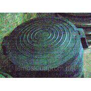 Люк канализационный резиновый в Днепропетровске фото