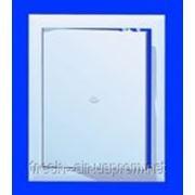 Дверца ревизионная пластиковая Д 150/150 фото