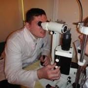 Прием офтальмолога фото