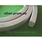 Профиль из силиконовой резины 10х16мм фото
