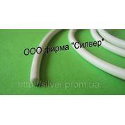 Шнур силиконовый 4мм. Изделия из силикона фото