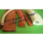 Уплотнительная термостойкая резина для печей фото