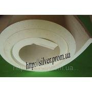 Силиконовая резина белого цвета фото