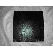 Техническая пластина резиновая ТП-50 500х500мм толщина 50мм фото