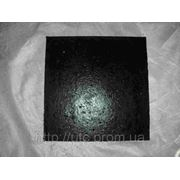 Техническая пластина резиновая ТП-40 500х500мм толщина 40мм фото