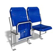 Кресло складное стадионное «Спартак» Кресла для стадионов фото