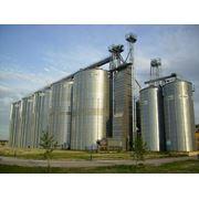 Зернохранилища Riela фото
