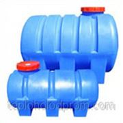 Бак пластиковый для жидкостей 3000 л. фото
