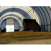 Проектирование и строительство зернохранилища элеватора фото
