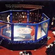 Ринг восьмиугольник - клетка ММА Boyko-sport фото