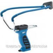 Рогатка Man Kung 31/MK-SL08/BL с магазином для шариков, синяя