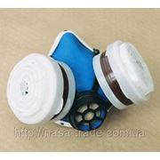 Респираторы газопылезащитные «ТОПОЛЬ» А1Р1 и А1 фото