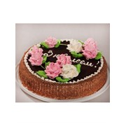 Торт святковий № 313 фото