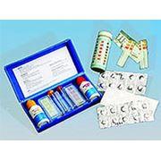 Тестер таблеточный для определения уровня хлора и pH фото