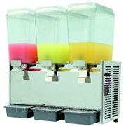 Сокоохладитель EWT INOX CDD18-3 (3 емкости) фото