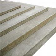 Цементно-стружечные плиты Тамак