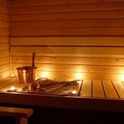 Сауны финские деревянные фото