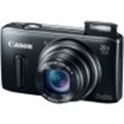 Фотоапараты Canon PS SX260HS Black фото