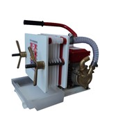 Пресс-фильтр КОЛОМБО 6-20х20 automatico, 250 литров/ч, Италия фото