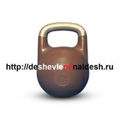 Гиря тренировочная профессиональная (алюм.) 12 кг 414 фото