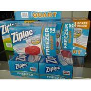 Упаковочные пакеты с двойным замком Double Zipper\ для заморозки фото